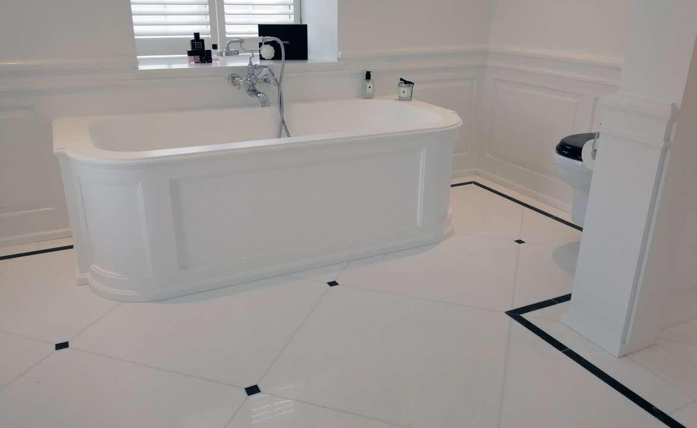 Renovering af badeværelser